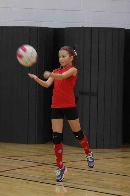 Girl's Volleyball Tournament
