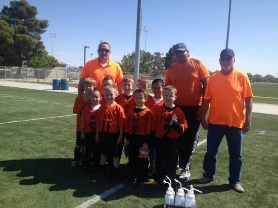 Orange Crush Flag Football