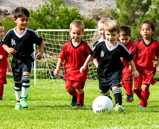 National Youth Sports: Nevada